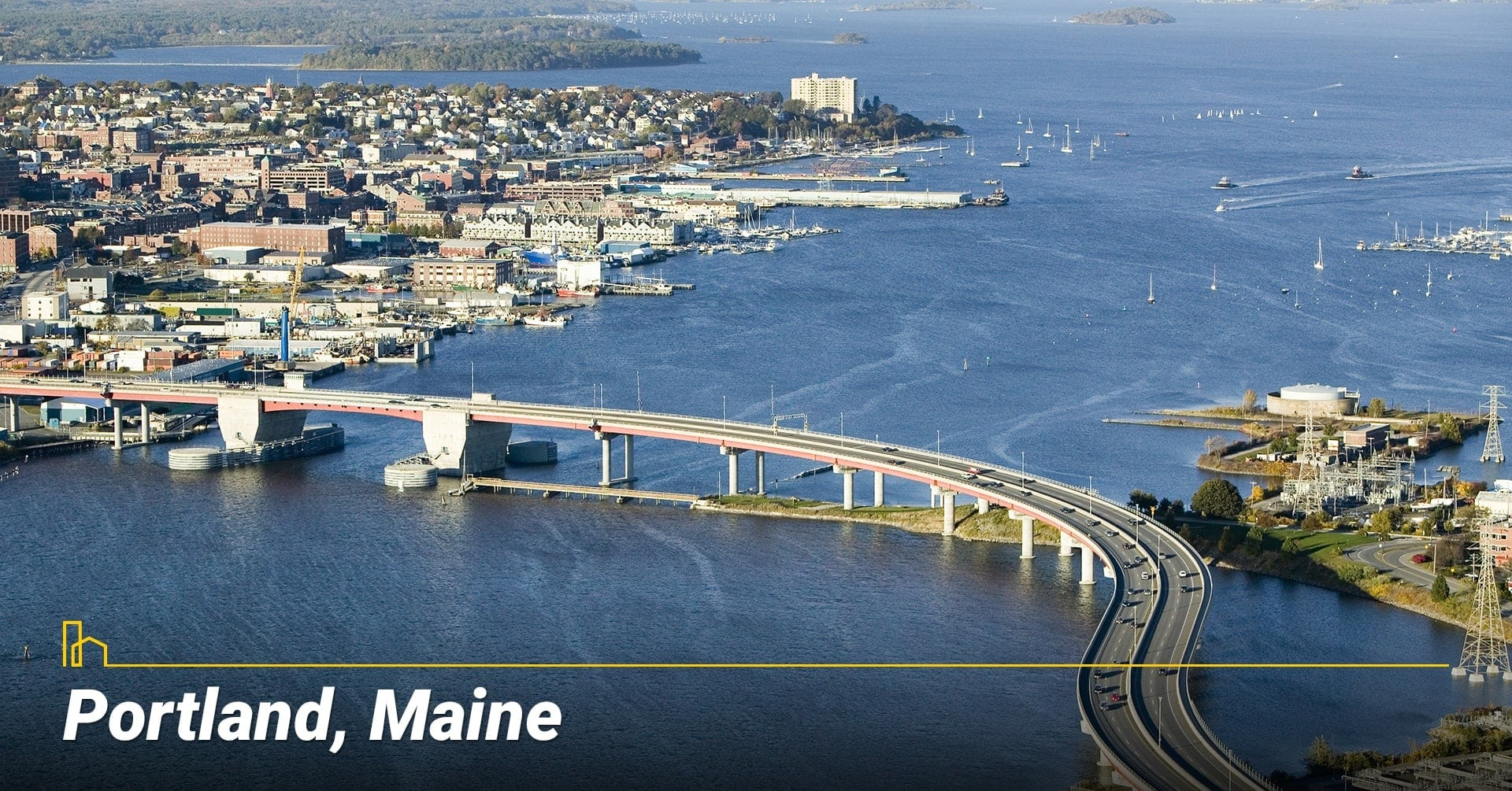 Portland, Maine an affordable city to retire