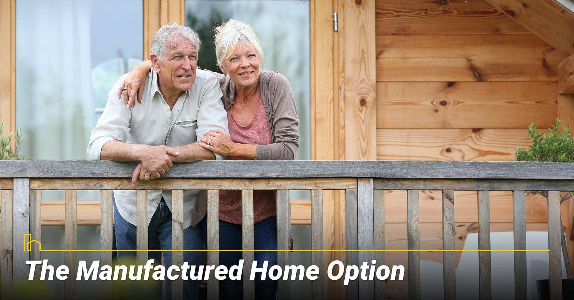 The Manufactured Home Option, thinking about buying a manufactured home