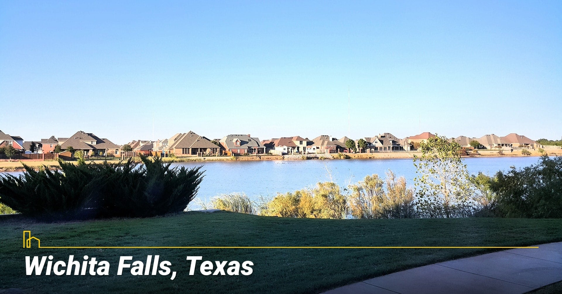 Wichita Falls, Texas an affordable city to retire