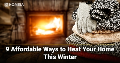 9 Affordable Ways to Heat Your Home This Winter