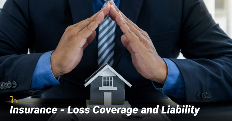 Insurance—Loss Coverage and Liability