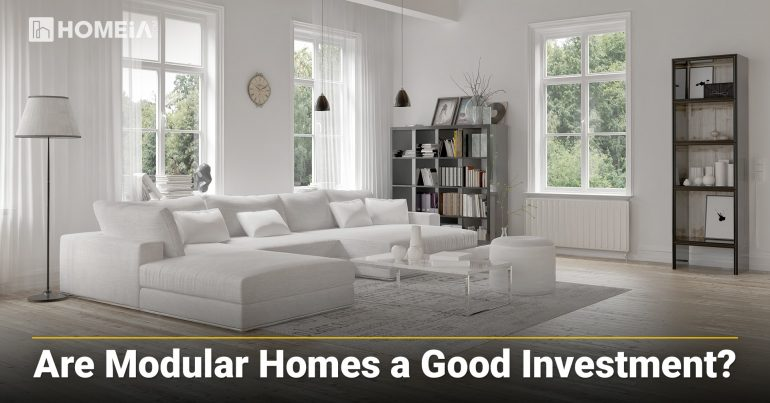 Are Modular Homes a Good Investment?