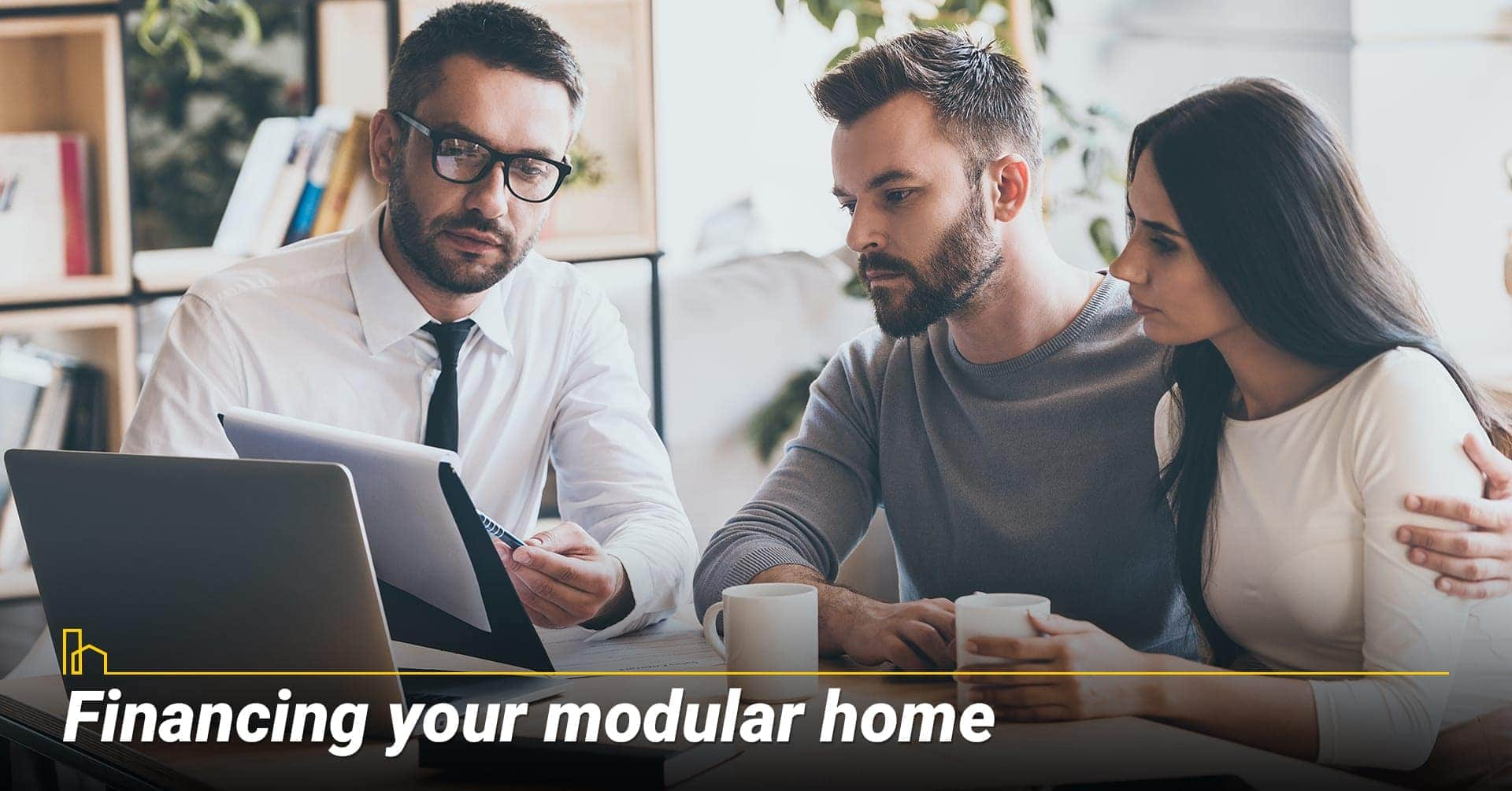 Financing your modular home, paying for your modular home