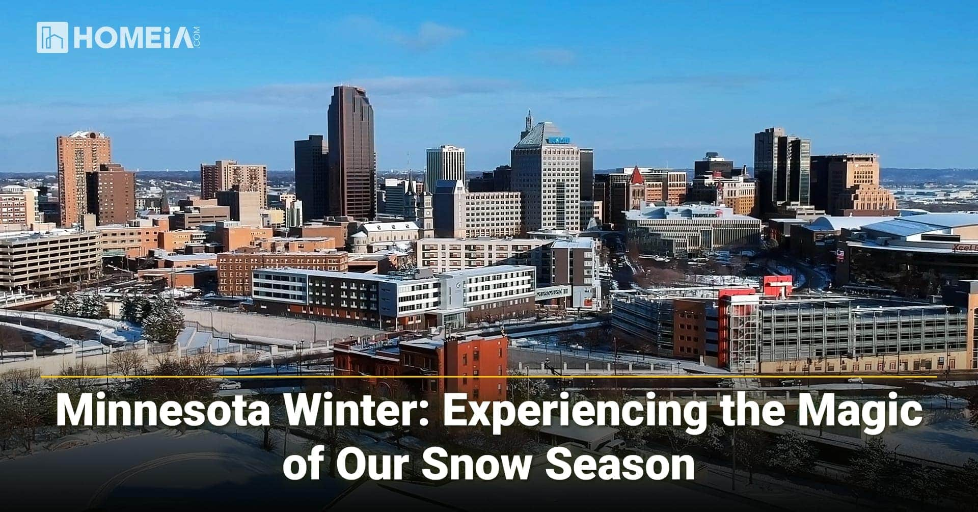 Minnesota Winter: Experiencing the Magic of Our Snow Season