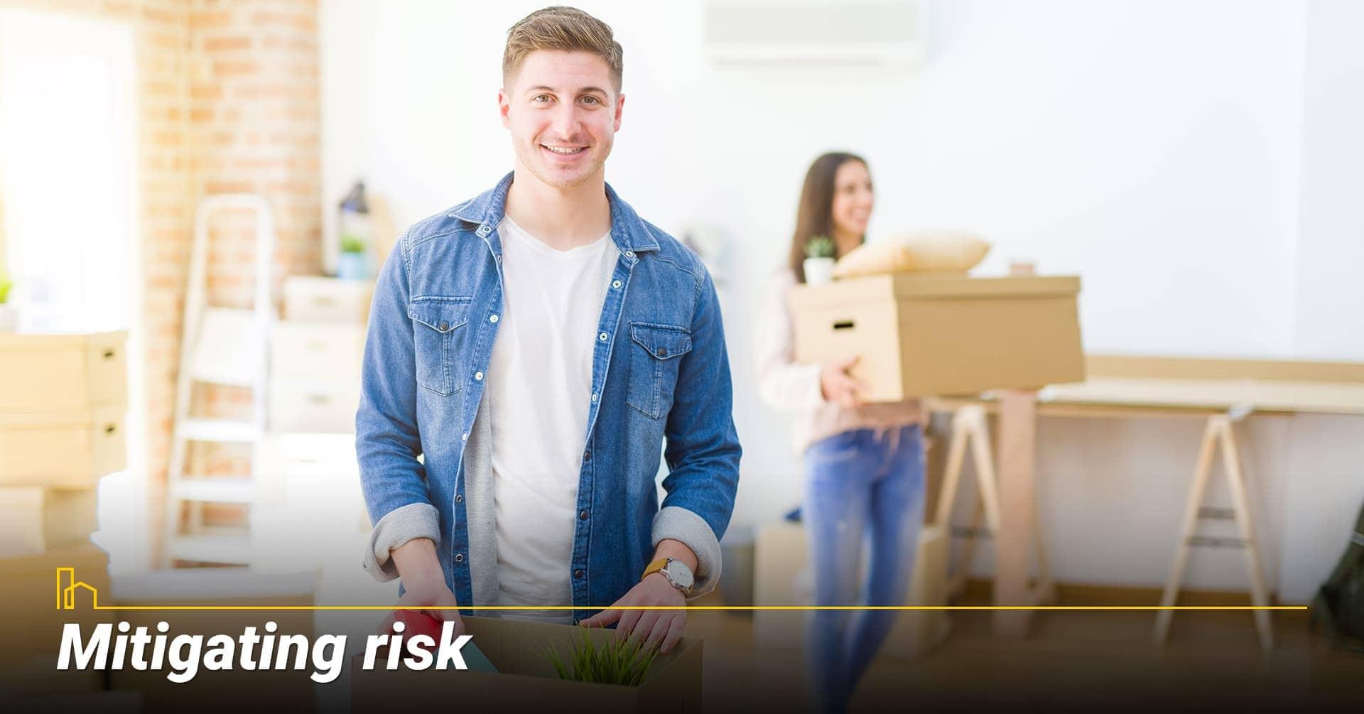 Mitigating risk, ways to avoid risks