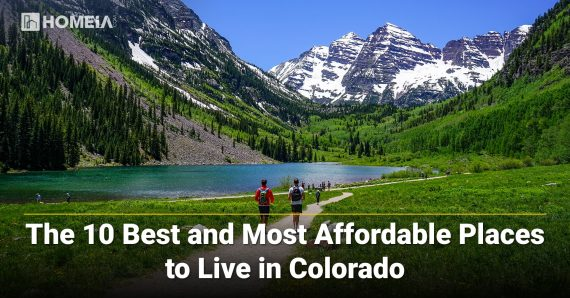 Most Affordable Places to Live in Colorado