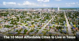 10 Most Affordable Cities to Live in Texas