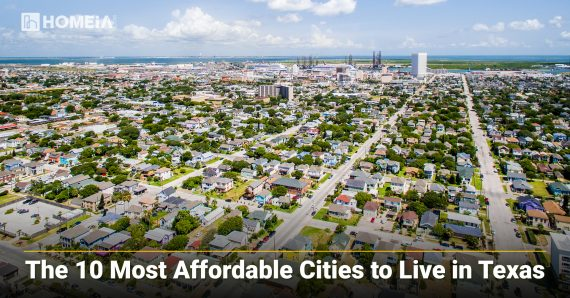 9 Most Affordable Places to Live in Texas for 2021