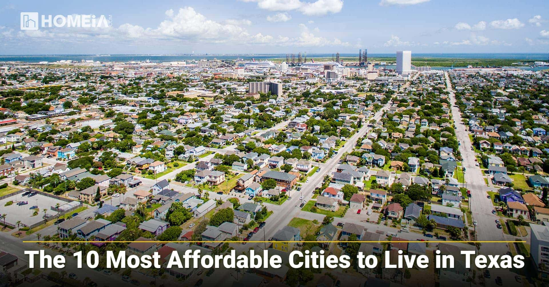 9 Most Affordable Places to Live in Texas