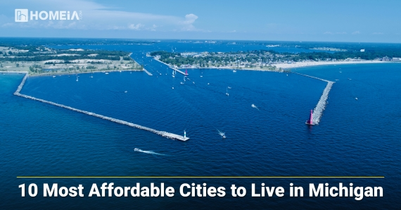10 Most Affordable Cities to Live in Michigan