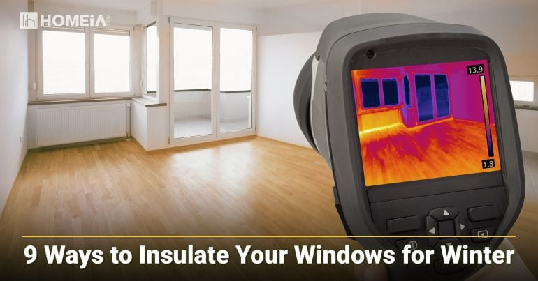 9 Ways to Insulate Your Windows for Winter