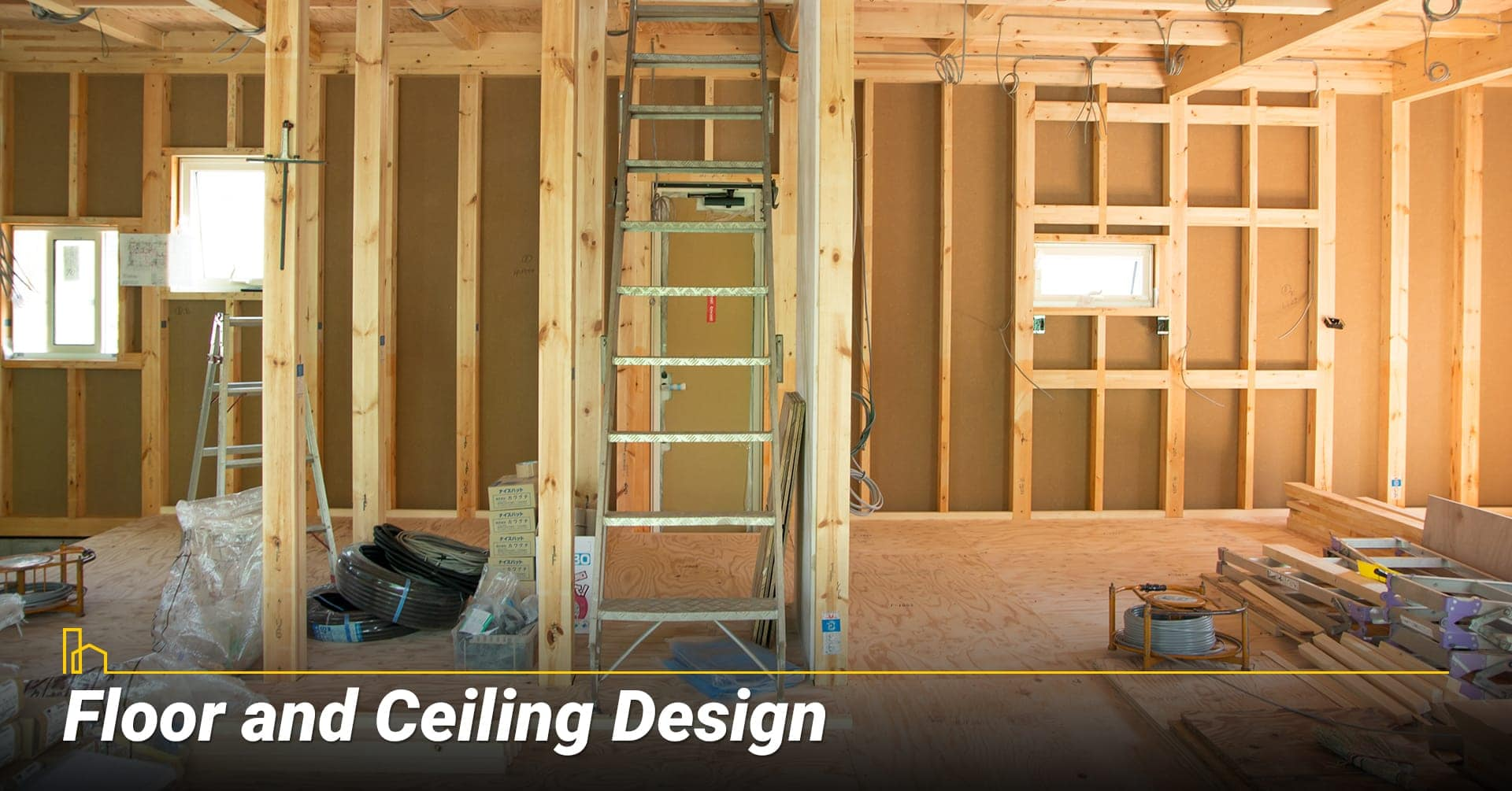 Floor and Ceiling Design, design your floor and ceiling
