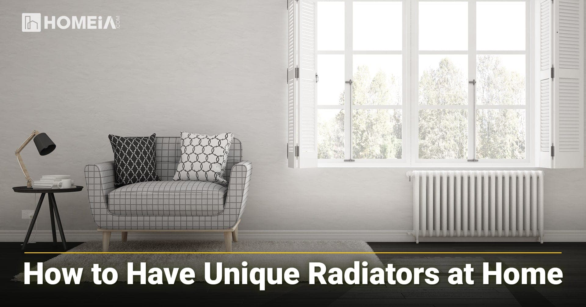 How to Have Unique Radiators at Home