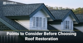 Points to Consider Before Choosing Roof Restoration