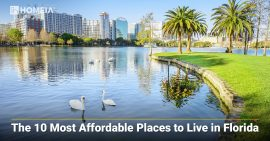 10 Most Affordable Places to Live in Florida