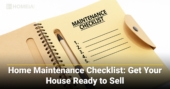 Home Maintenance Checklist: Get Your House Ready to Sell