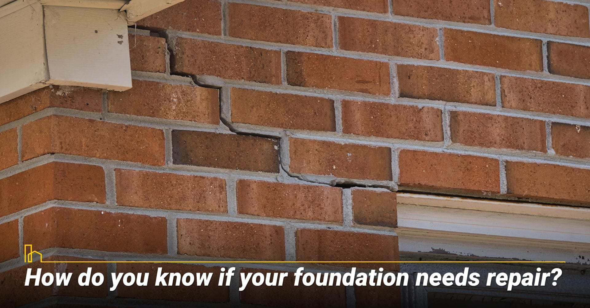 How do you know if your foundation needs repair? Signs that foundation needs repair