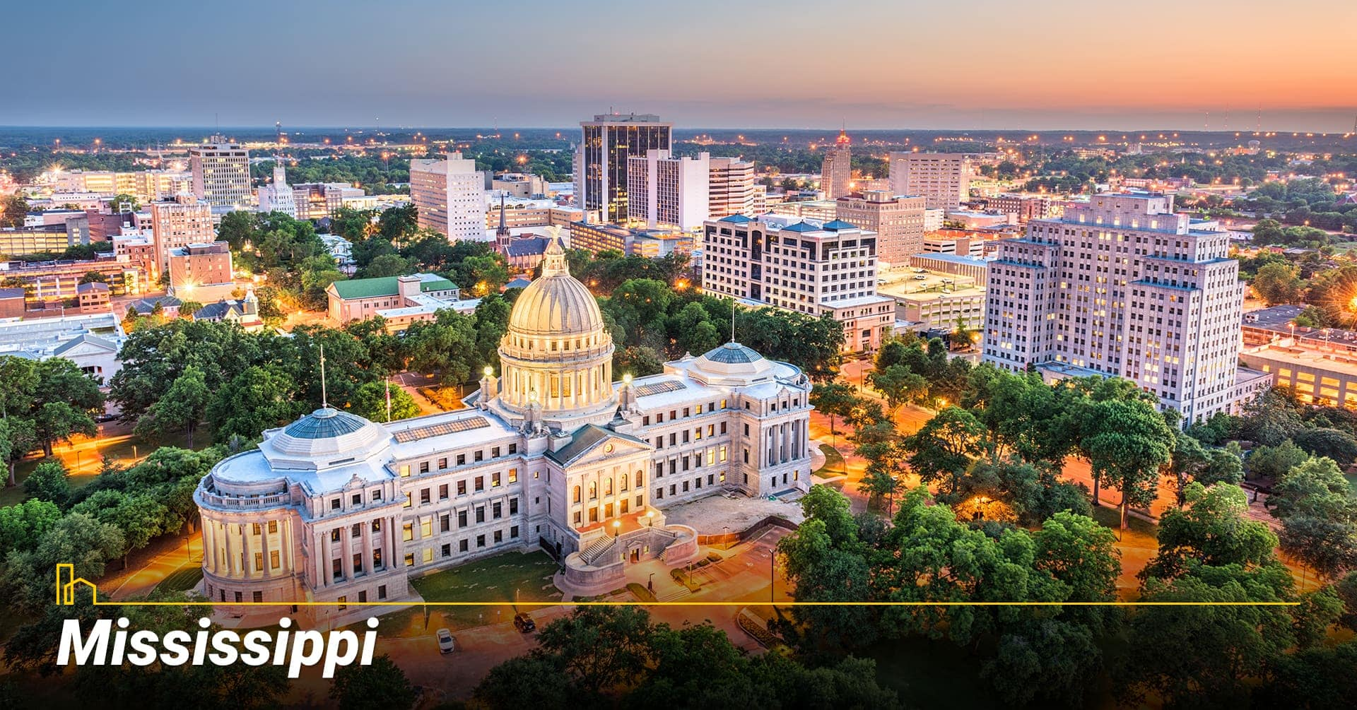 Mississippi, living in Mississippi
