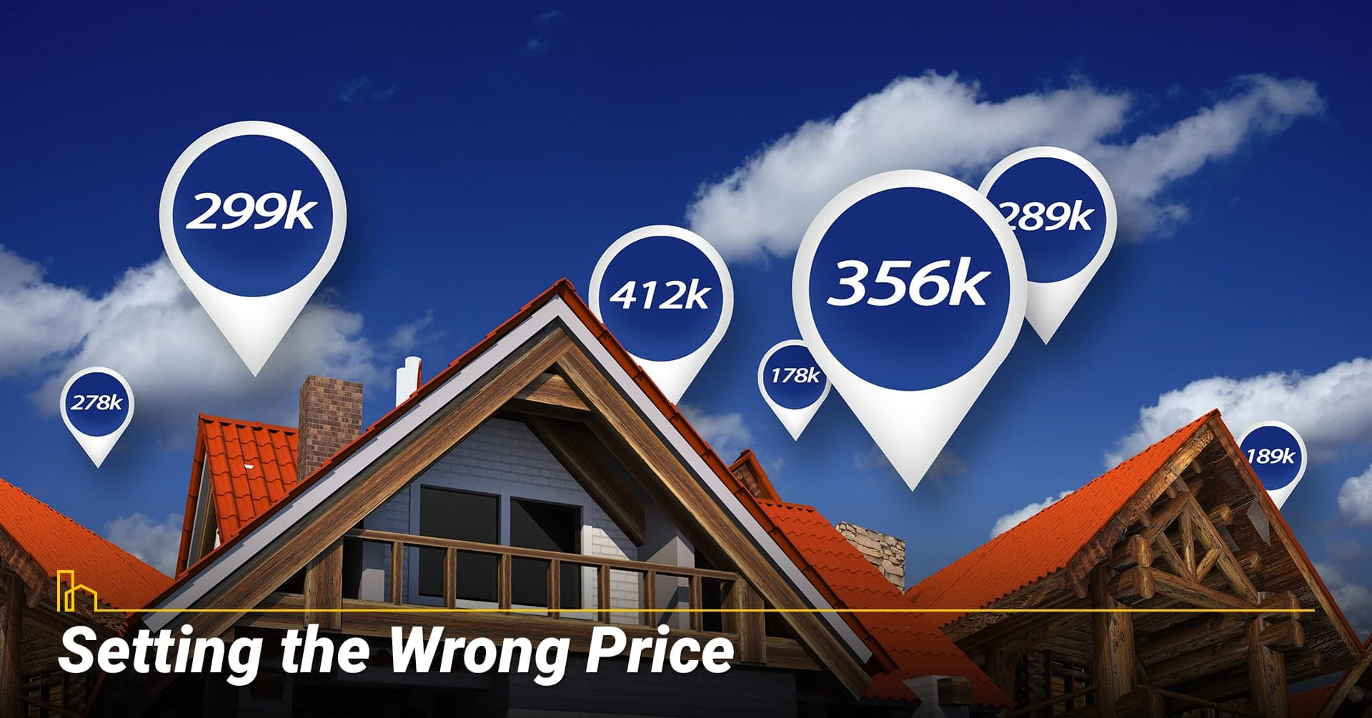 Setting the Wrong Price, asking for too much