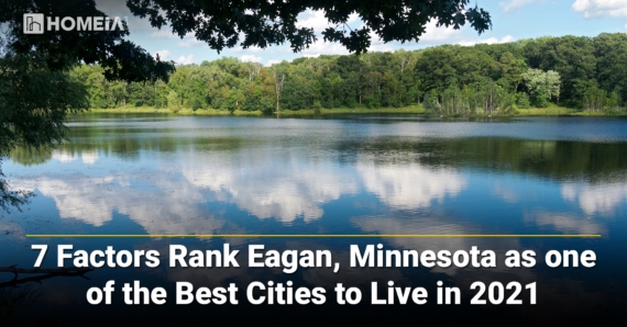 7 Factors Rank Eagan, Minnesota as one of the Best Cities to Live