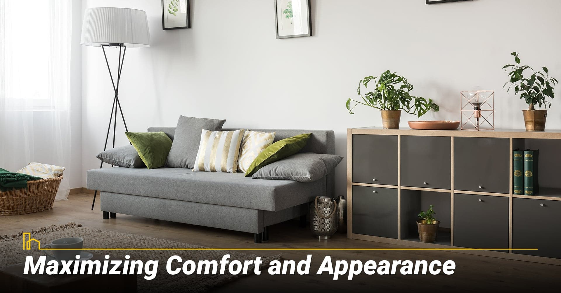 Maximizing Comfort and Appearance, design for beauty and comfort
