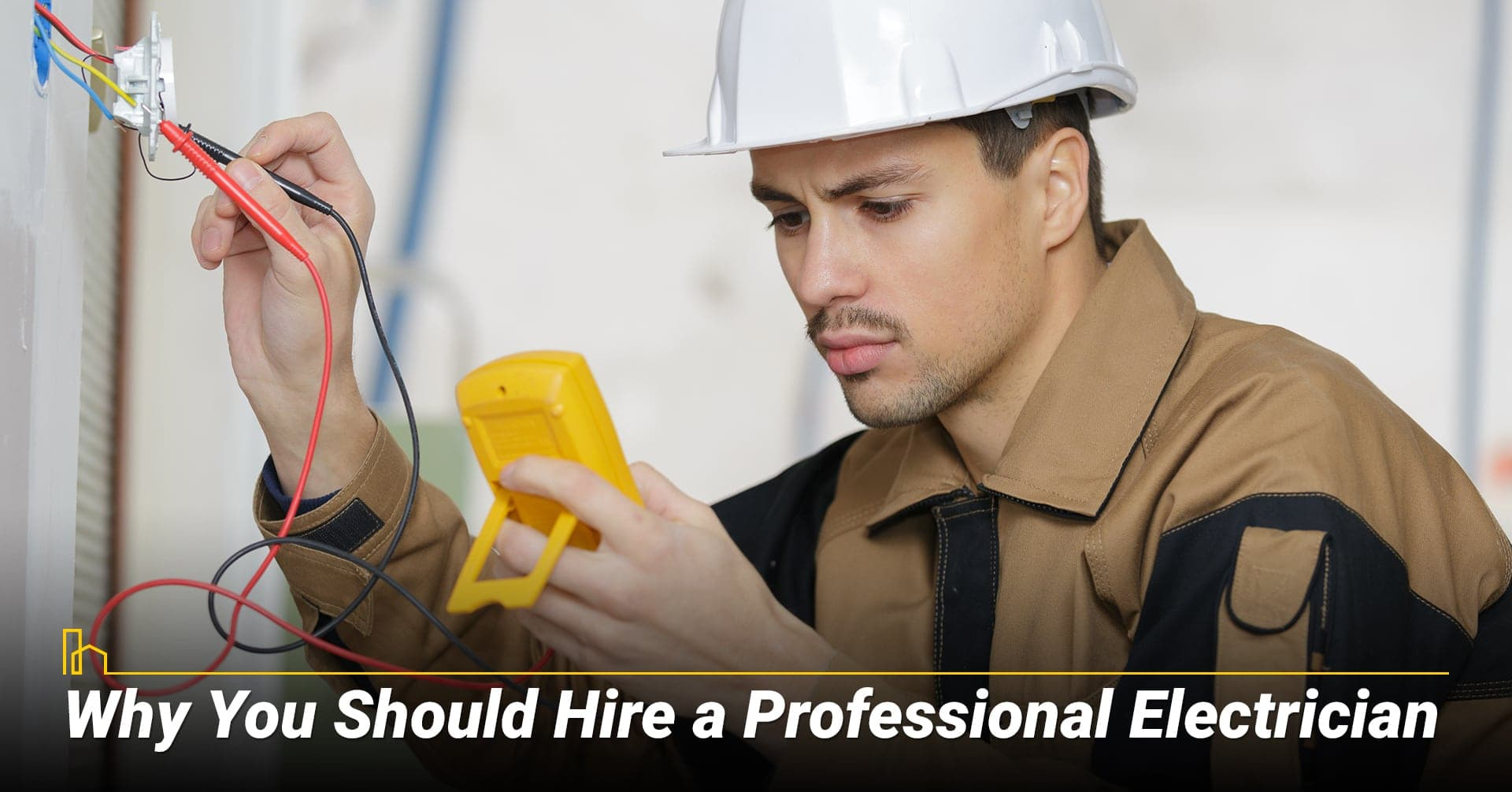 Why You Should Hire a Professional Electrician, reasons to hire a professional electrician
