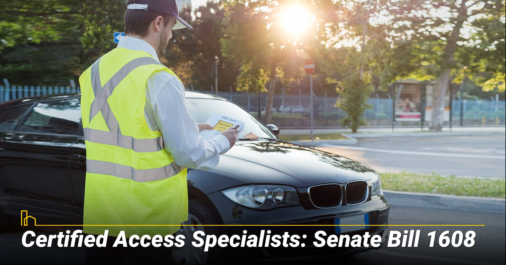 Certified Access Specialist, work with a certified access specialist