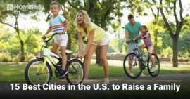 15 Best Places in the U.S. to Raise a Family