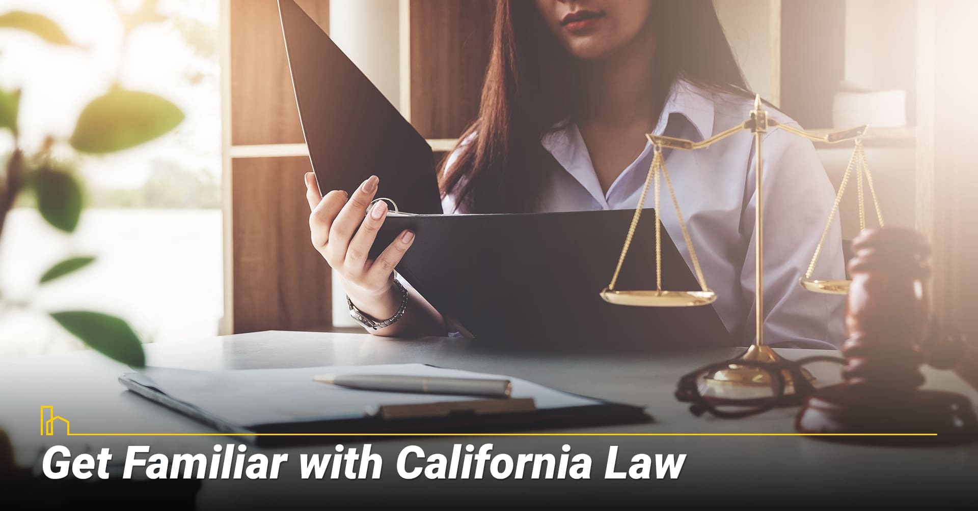 Get Familiar with California Law, learn local law