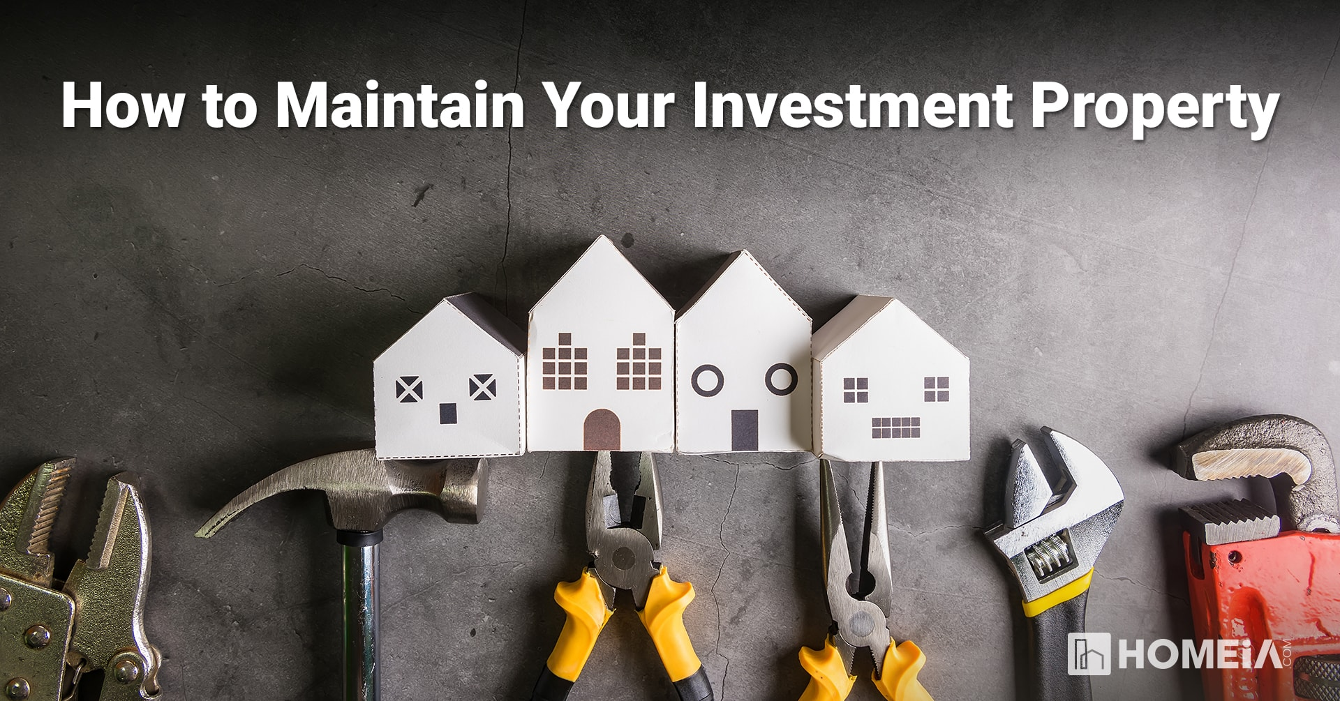 How to Maintain Your Investment Property