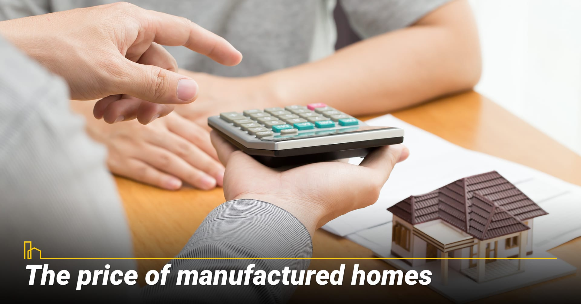 The price of manufactured homes, cost of manufactured homes