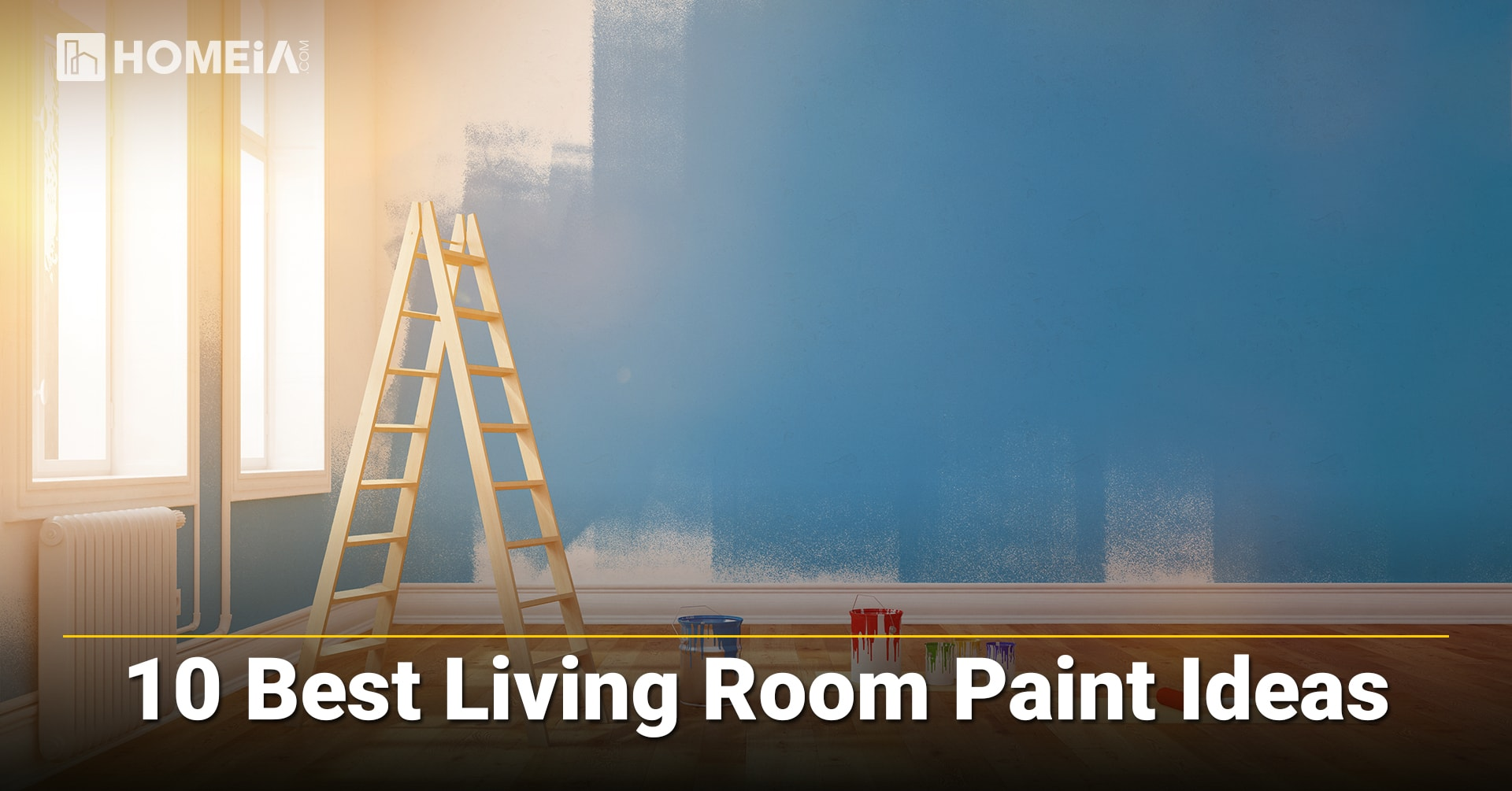 10 Best Living Room Paint Ideas in 2021