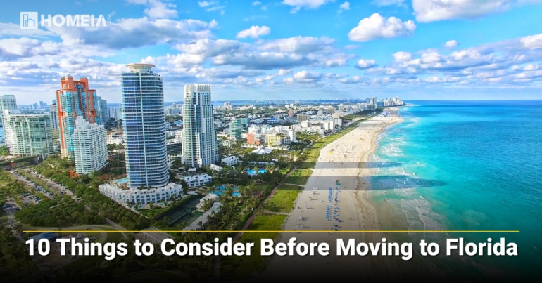 10 Things to Consider Before Moving to Florida