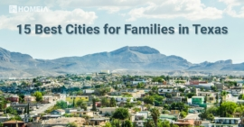 15 Best Cities for Families in Texas