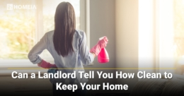 Can a Landlord Tell You How Clean to Keep Your House?