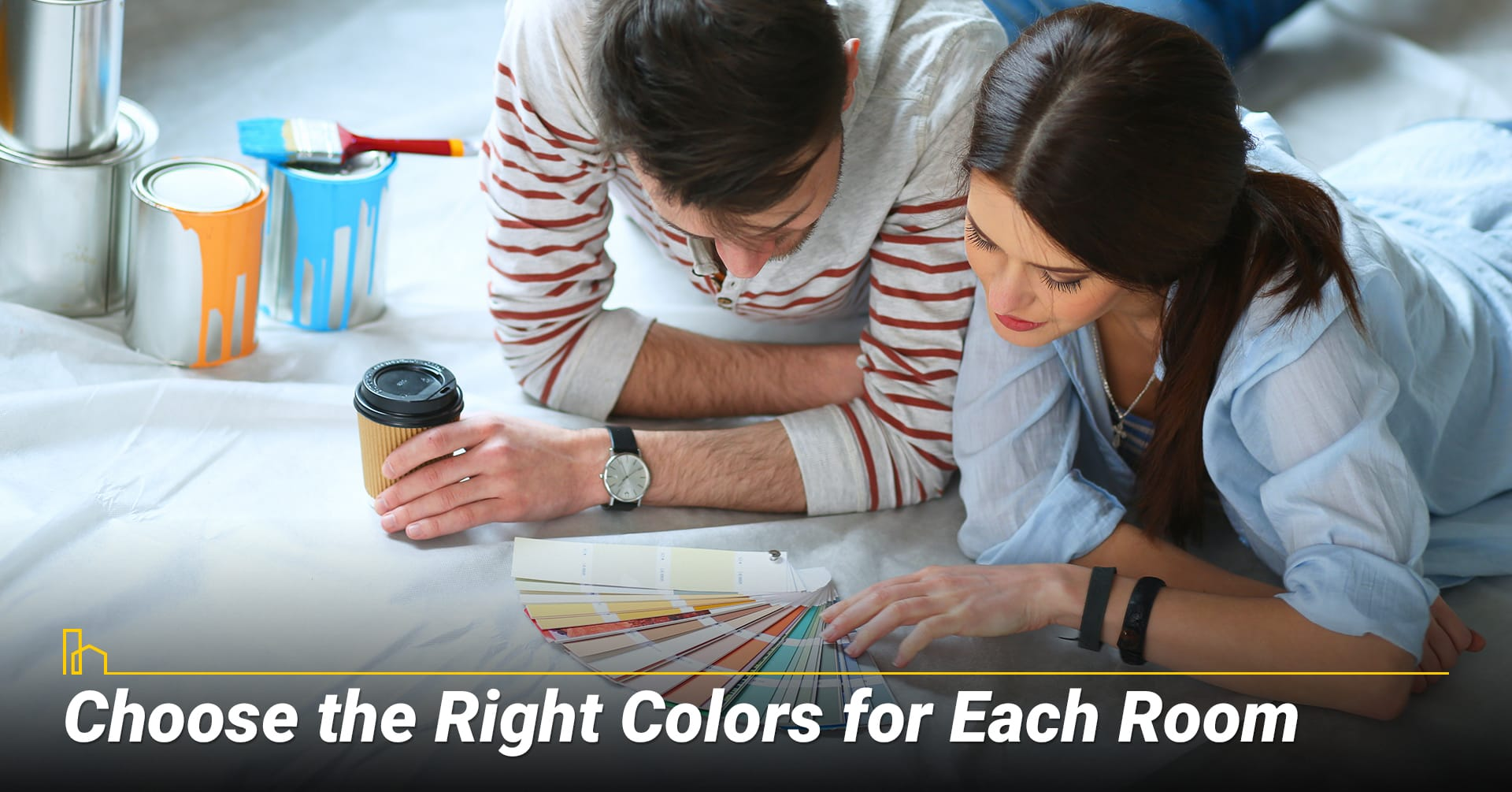 Choose the Right Colors for Each Room, customize color for each room