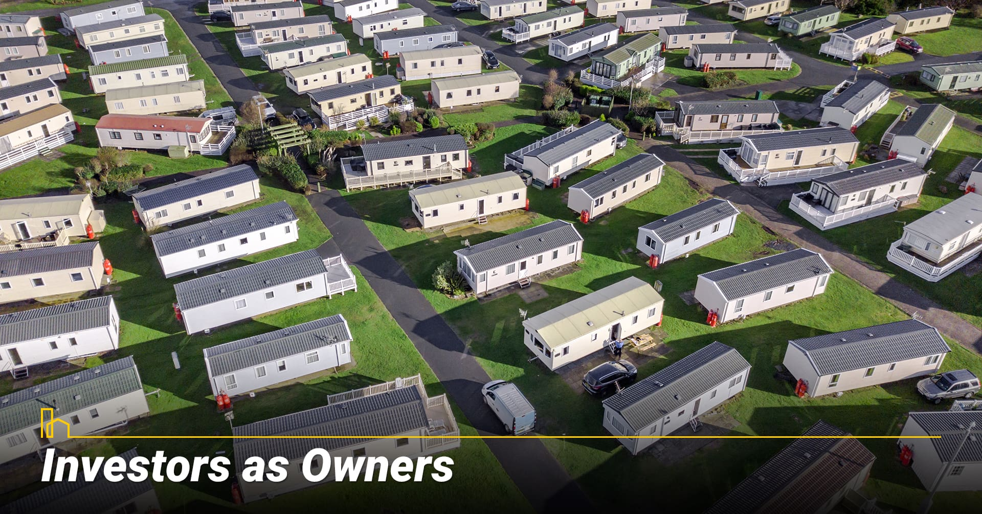 Investors as Owners, opportunity for real estate investment