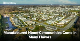 9 Common Types of Manufactured Home Communities - Pros & Cons