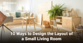 10 Ways to Design the Layout of a Small Living Room