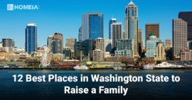 12 Best Places in Washington State to Raise a Family