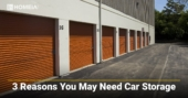 3 Reasons You May Need Car Storage in 2021