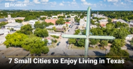 7 Best Small Towns to Enjoy Living in Texas