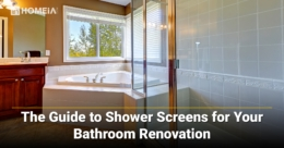 The 2021 Guide to Shower Screens for Your Bathroom Renovation