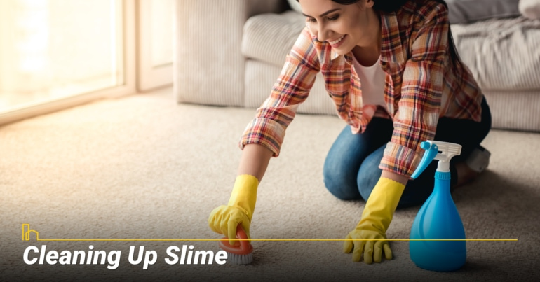 Cleaning Up Slime