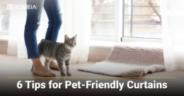 6 Tips for Pet-Friendly Curtains