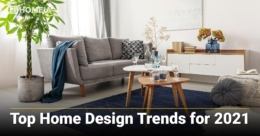 Top Home Design Trends for 2021