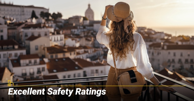 Excellent Safety Ratings
