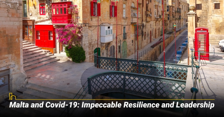 Malta and Covid-19: Impeccable Resilience and Leadership