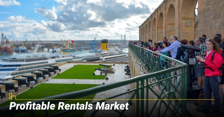 Profitable Rentals Market
