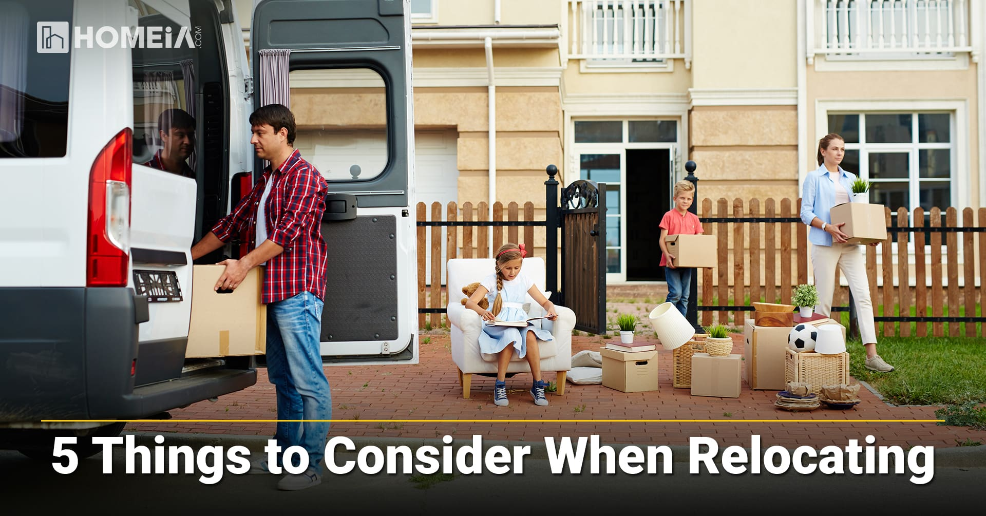 5 Things to Consider When Relocating